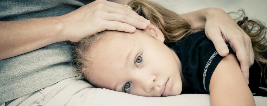 symptoms sick kid